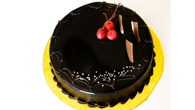 Chocolate Truffle Cake (2)