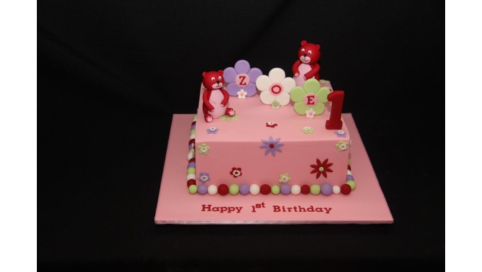 Girls Cake BCG D