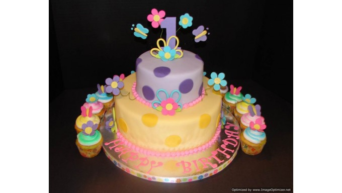 Girls Cake BCG A